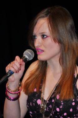 Igloo Music UK - Singing Lessons - Megan