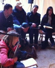 Songwriting Workshops - Song-Sharing