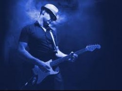 Blues soloing
