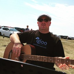Chris Acoustic Bass