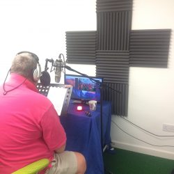 Voice-Over Studio Hampshire