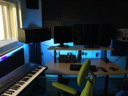 recording studio in hampshire